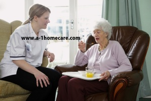 a-1 home care arcadia elder care
